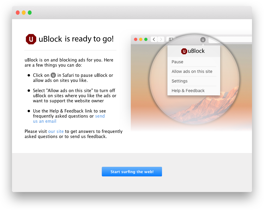 Guide - uBlock - A Fast and Efficient Ad Blocker  Easy on